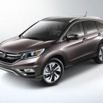 """Honda CR-V 2016 với nhiều """"đồ chơi"""" mới"""