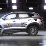 Hyundai Tucson 2016 an toàn và đạt chất lượng tốt