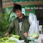 Làm ăn thua lỗ Lệ Rơi trở lại bán ổi ở Hà Nội