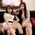 Hot girl Lê Vân Anh đẹp và sành điệu