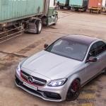 Ngắm xe Mercedes C63 AMG giá rẻ 4,6 tỷ tại Việt Nam