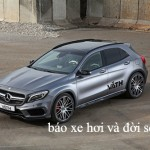 Mercedes GLA 45 AMG giá 3 tỷ cạnh tranh cùng Porsche Macan S