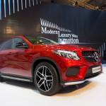 Phóng viên đánh giá xe sang Mercedes GLE 450 AMG 4MATIC Coupe 4 tỷ đồng