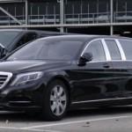 Tận mắt ngắm nội thất của Mercedes Maybach S600 Pullman