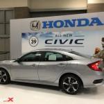 Xe Honda Civic 2016 mới giá bán từ 400 triệu đồng