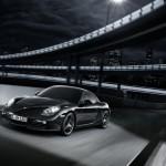 Porsche Cayman thêm màu đen sang trọng
