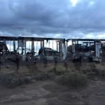 Bộ tứ siêu xe của võ sĩ Mayweather cháy thành than