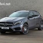 Siêu xe Mercedes GLA 45 AMG VATH giá 4 tỷ nhanh nhất thế giới