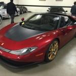 Ngắm dàn siêu xe khủng mới cứng của đại gia Qatar