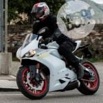 Siêu xe Ducati 959 Panigale bị bắt gặp khi lái thử