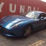 Siêu xe tuyệt đẹp Ferrari California T 2015 về Việt Nam