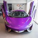 Siêu xe khủng McLaren 570S giá từ 250.000 USD