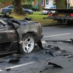Những tình huống tai nạn kinh hoàng khi sang đường
