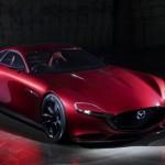 Xe Mazda RX-Vision kết hợp giữa truyền thống và hiện đại