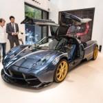 Choáng siêu xe Pagani Huayra Dinastia chính hãng giá 100 tỷ
