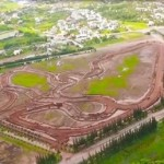 Xem chi tiết trường đua xe máy đầu tiên tại Việt Nam
