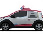 Ngắm xe ô tô chuyên dùng để đi bán bánh Pizza