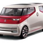 Suzuki ra mắt xe Bus siêu mini