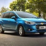 Xe minivan hoàn tòa mới Chevrolet Lova RV