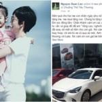 Siêu mẫu Xuân Lan mua Mazda 3 đời mới