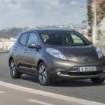 Nissan Leaf xe giá rẻ tự lái thương mại đầu tiên