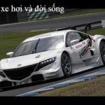 Ngắm siêu xe Honda NSX concept thể hiện tốc độ
