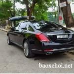 Top xe siêu sang Maybach S600 biển tuyệt đẹp tại Việt Nam