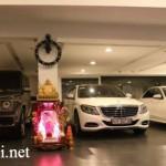 Cường đôla có đến 5 chiếc xe sang Mercedes trong gara