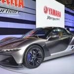 Xe hơi đầu tiên tuyệt đẹp của Yamaha