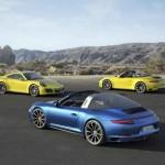 Những mẫu xe thể thao đời mới hot của Porsche