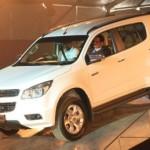 Xe SUV hạng trung Chevrolet Trailblazer giá bán từ 900 triệu đồng