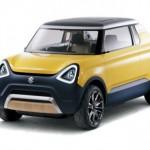 Xe nhỏ Suzuki Mighty Deck thích hợp cho phụ nữ trẻ