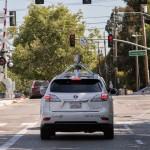 Xem xe tự lái của hãng google vận hành trên đường