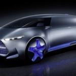 """Chi tiết """"siêu xe"""" tương lai tự lái của hãng Mercedes"""