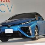 Khám phá xe chạy bằng Hydro giá 1,2 tỷ đồng của Toyota