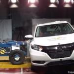Honda HR-V xe SUV mini an toàn bậc nhất