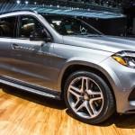 Ngắm Mercedes GLS đời mới tại triển lãm xe Los Angeles 2015