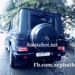 Siêu xe Mercedes G63 AMG biển đẹp đắt nhất Phú Thọ
