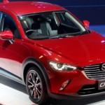 Xe SUV cỡ nhỏ Mazda CX-3 2016 về Việt Nam giá 750 triệu ?