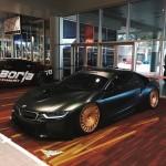 Siêu xe BMW i8 độ hầm hố bởi hãng McDonnell