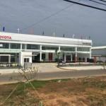 Toyota có đại lý thứ 44 tại Việt Nam