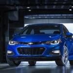 Chevrolet Cruze hoàn toàn mới giá rẻ khởi điểm từ 390 triệu đồng
