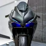 Siêu xe máy Honda Light Weight Super Sport cực nhẹ nhàng