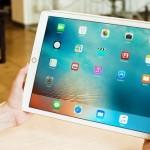 Trải nghiệm màn hình siêu nét của iPad Pro