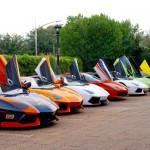 Siêu xe Lamborghini Aventador được đại gia gốc Việt ưa thích nhất