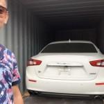 Siêu xe Maserati Ghibli về Việt Nam giá hơn 5 tỷ đồng