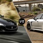 Hãng xe sang Maserati được xác định là đối thủ chính của Porsche