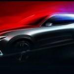 Xe suv cỡ lớn Mazda CX-9 lộ ảnh phiên bản mới cứng 2016