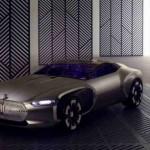 Ngắm siêu xe tương lai Renault Coupe Corbusier Concept