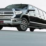 Ngắm siêu xe bán tải dài nhất thế giới Toyota Tundrasine